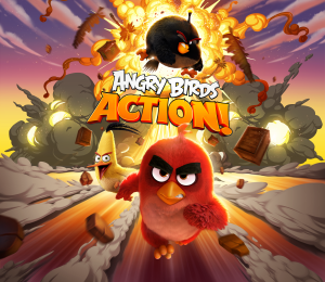 angry birds marketing