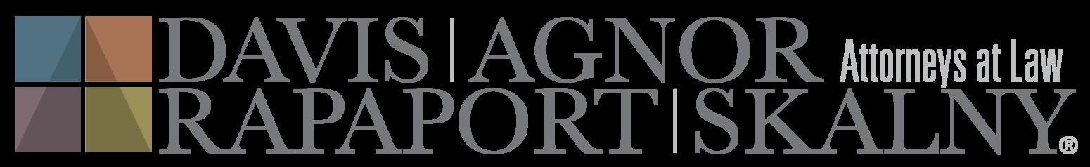 Davis, Agnor, Rapaport, Skalny logo